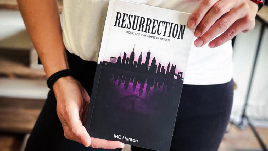 pre-sale for resurrection book I of the martyr series